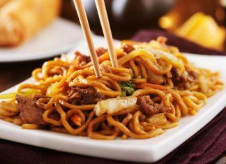 غذای چینی