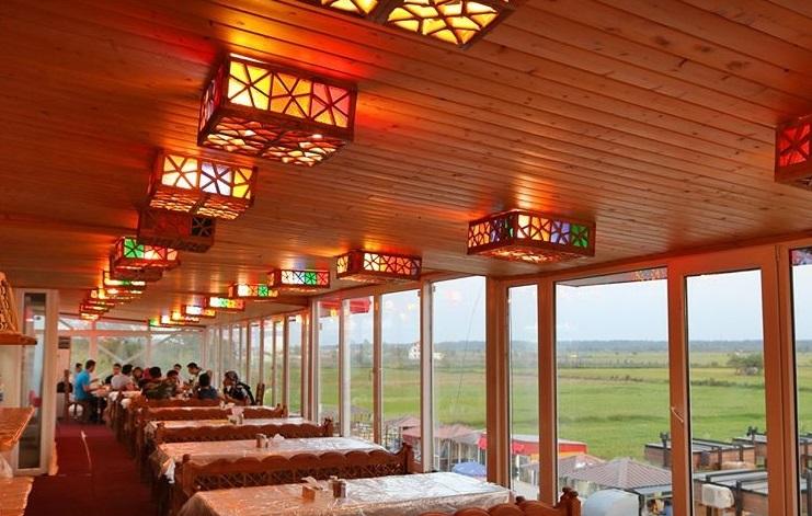 معرفی بهترین رستوران های شهر نور به همراه آدرس - هومسا