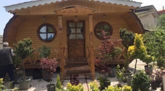 اجاره کلبه چوبی