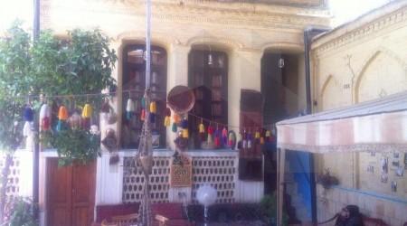 اقامتگاه بوم گردی سنتی گلشن