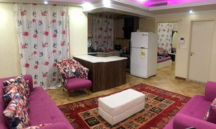آپارتمان یک خوابه - سعادت آباد