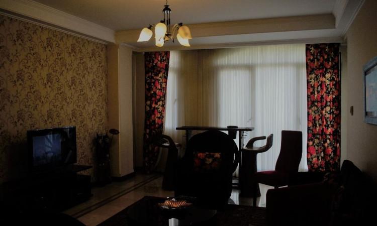 آپارتمان دو خوابه مبله کاج آبادی