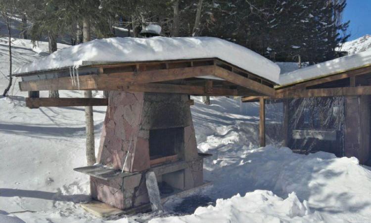 اجاره کلبه چوبی - دیزین