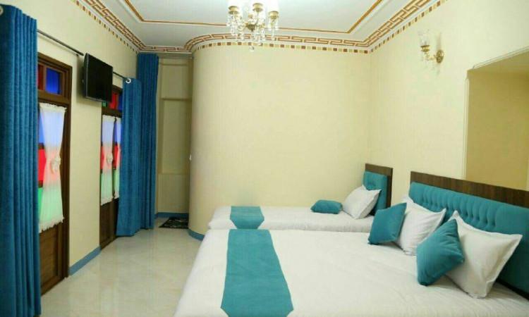 هتل سنتی پنج دری- سه تخته