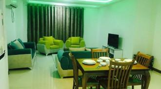 (2) آپارتمان دوخوابه سام VIP