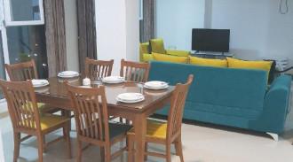 (2)آپارتمان سه خوابه سام VIP