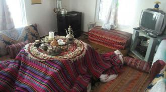 اقامتگاه آبنوس2خوابه- طالقان