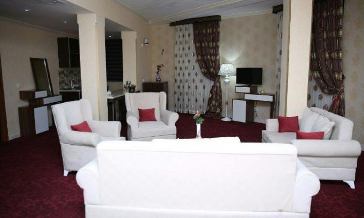 رزرو هتل قصر بسطام - دو تخته