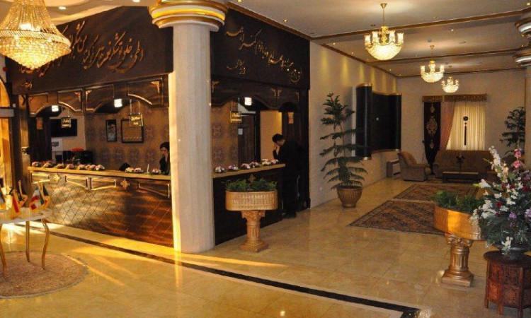 رزرو هتل قصر بسطام - سه تخته