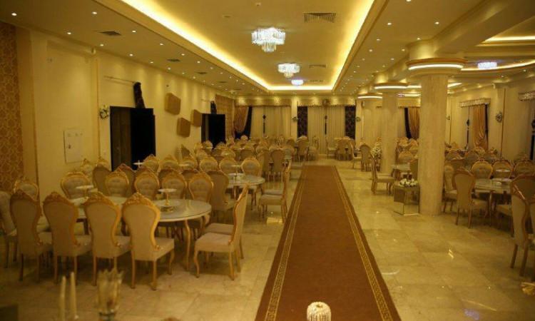 رزرو هتل قصر بسطام - 4تخته