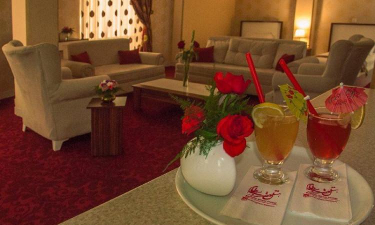 رزرو هتل قصر بسطام-سوییت دبل