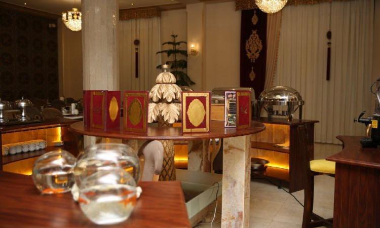 رزرو هتل قصر بسطام-سوئیت رویال