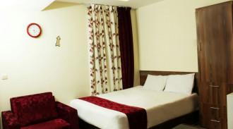 هتل آپارتمان آفرین-اتاق دبل