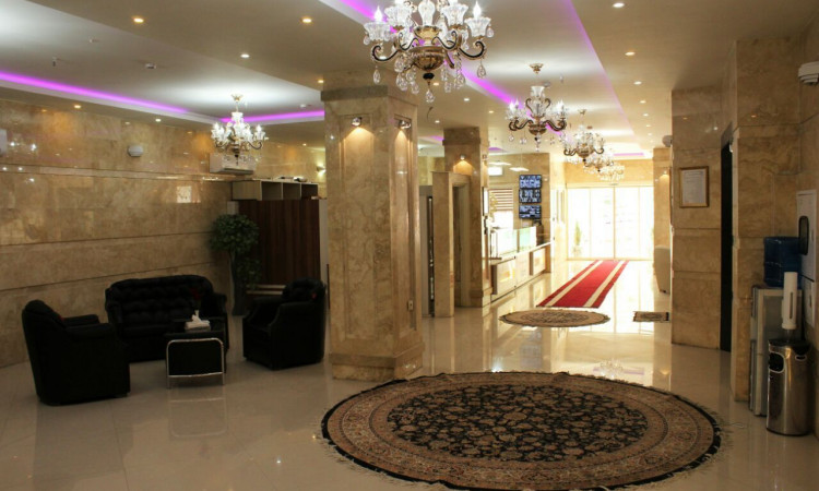 هتل آپارتمان آفرین یک خوابه 7 تخته