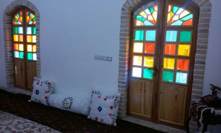 اقامتگاه بوم گردی - میراحمد خوافی(1