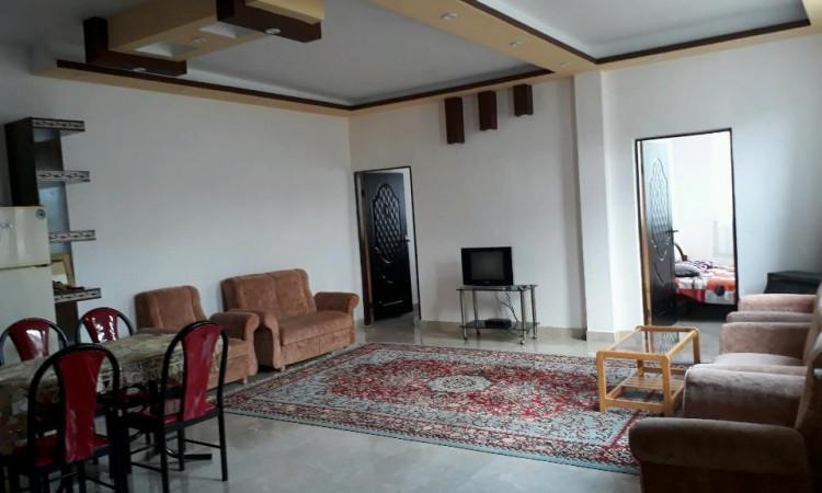 دو خوابه مبله در لاهیجان