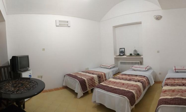 هتل باغ جهانی پهلوان پور -کلیاس