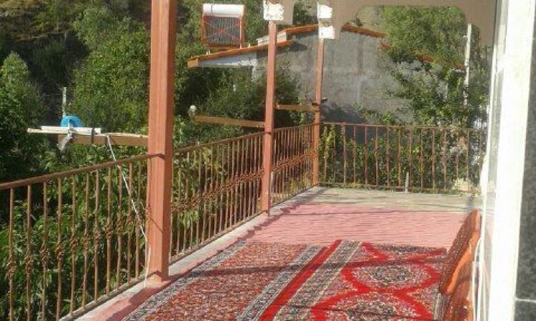 اقامتگاه خنار چشمه