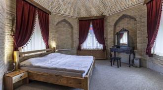 هتل کاروانسرای یام (اتاق سپهری)