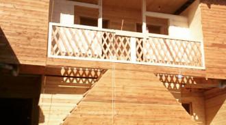 خانه چوبی ون در فیلبند(واحد1)