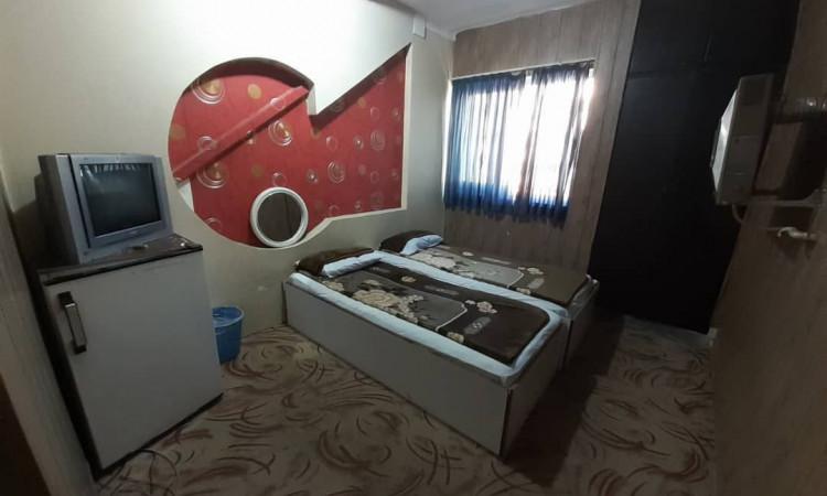 مهمانپذیر پردیس-اتاق دو تخته