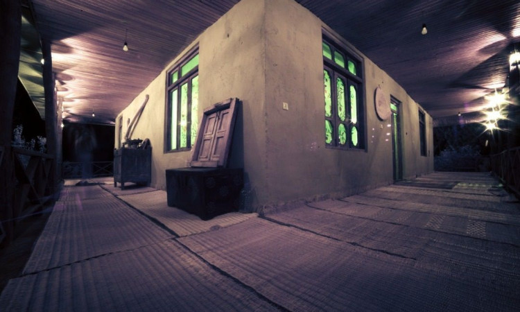 اقامتگاه بومگردی سی سن