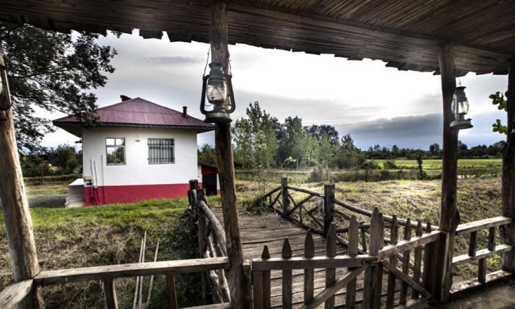 ویلای روستایی سنتی دو درخت