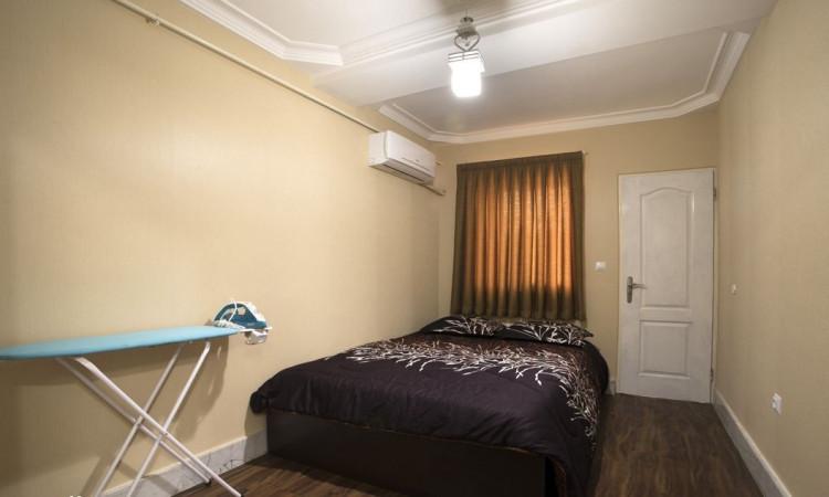واحدلوکس دو خوابه ۷۵متری طبقه دو