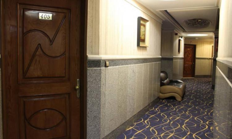 هتل دو ستاره پرستاره(دو تخته)