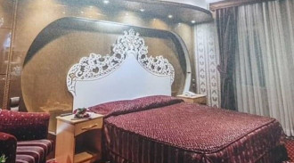 هتل3ستاره مرمر-2تخته(دبل)