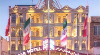 هتل3ستاره مرمر-سوئیت 3تخته