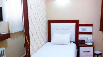 هتل2ستاره البرز-اتاق یک تخته