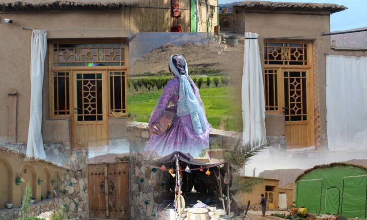 اقامتگاه بومگردی خانهدایی-چادر