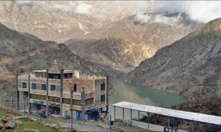 هتل سلین کردستان (۱ تخته)