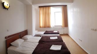 هتل آپارتمان آلتین ارس- سه تخته