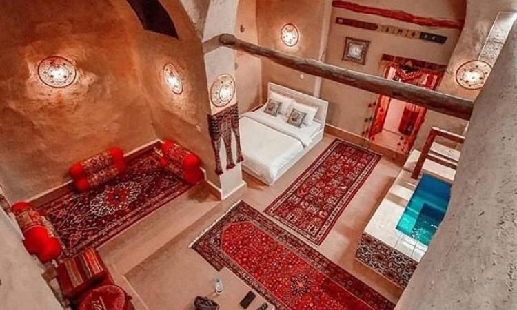 هتل سنتی سهروردی (اتاق سهروردی)