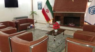 هتل جهانگردی علیصدر - اتاق دبل