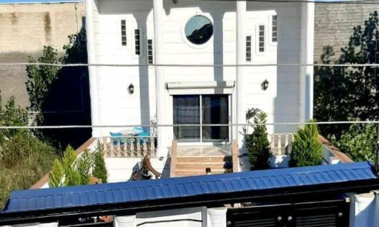 ویلا دوبلکس ساحلی استخردار و مجهز