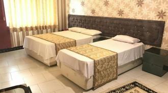 هتل بهمن کردکوی - اتاق یک نفره