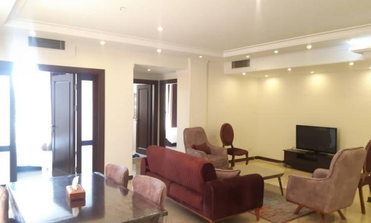 آپارتمان لوکس با جکوزی شیخ بهایی