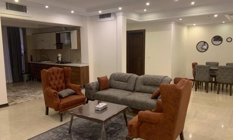 آپارتمان مبله با جکوزی در شیخ بهایی