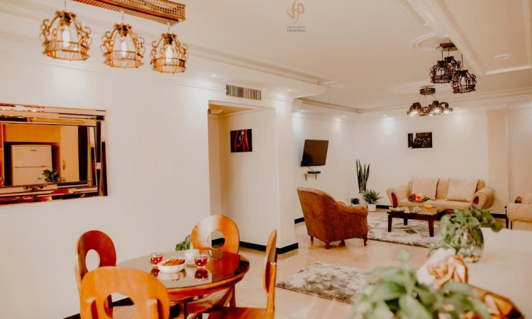 آپارتمان مبله خواجه عبدالله 95 متری