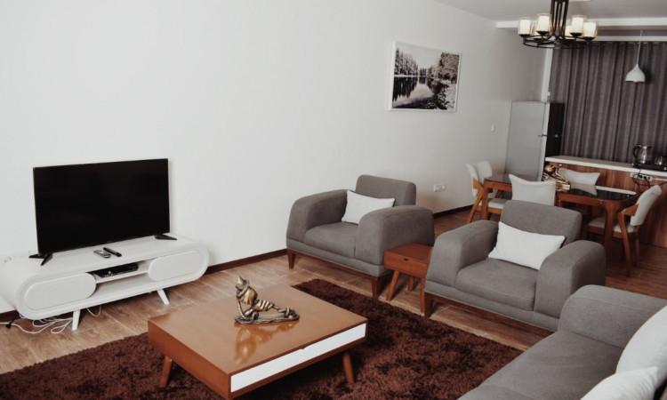 آپارتمان لوکس مبله 100 متری در جردن